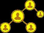 mennyország MLM logó ikon icon