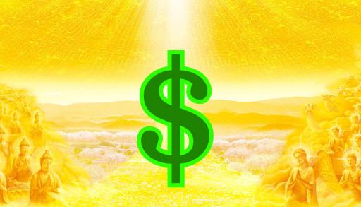 Megvilágosodottak a Pénzről